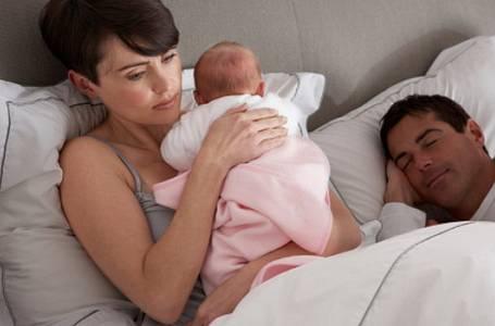 Slovo chlapa (Miloš): Dítě v posteli mě přivede k šílenství!