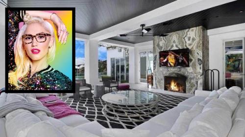 Gwen Stefani prodává dům v Beverly Hills