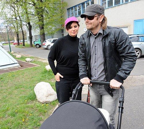 Jitka Čvančarová, manžel Petr Čadek