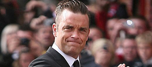 Svatba Robbieho Williamse