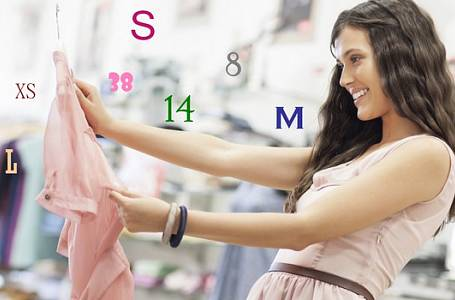 Móda: Jak vybrat správnou velikost oblečení