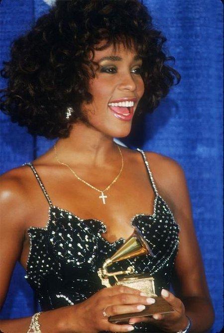 """Whitney Houston: """"Jdu se podívat na Ježíše, chci vidět Ježíše."""""""