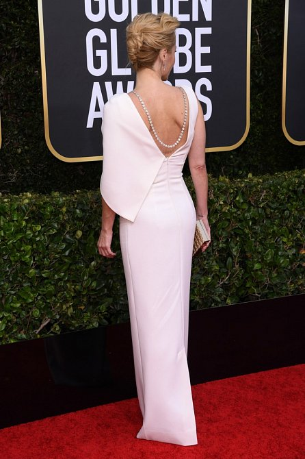 Gillian Anderson zabodovala.