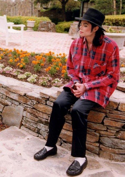 Michael Jackson na Neverlandu
