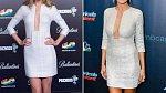 Taylor Swift a Heidi Klum