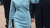 Melanie Trump a její outfity roku 2017: Proč se jí nedaří udávat styl jako skromné Kate?
