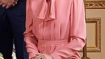 Čelenky si oblíbila i samotná vévodkyně Kate.
