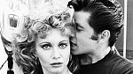 Olivie Newton-John a John Travolta v Pomádě