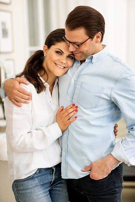 Victorie a Daniel Švédský jsou manželé od roku 2010.