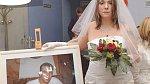 Po právoplatně uzavřeném sňatku se ihned stala vdovou