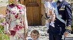 Sofia a Filip spolu mají dva syny, Alexandera a Gabriela.