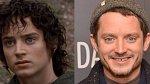 """Hlavní role byla Froda Pytlíka byla svěřena mladému Elijahu Woodovi. Těžko věřit, že tomuto """"chlapci"""" bude za chvilku čtyřicet let. Pána prstenů točil v čerstvých dvaceti."""