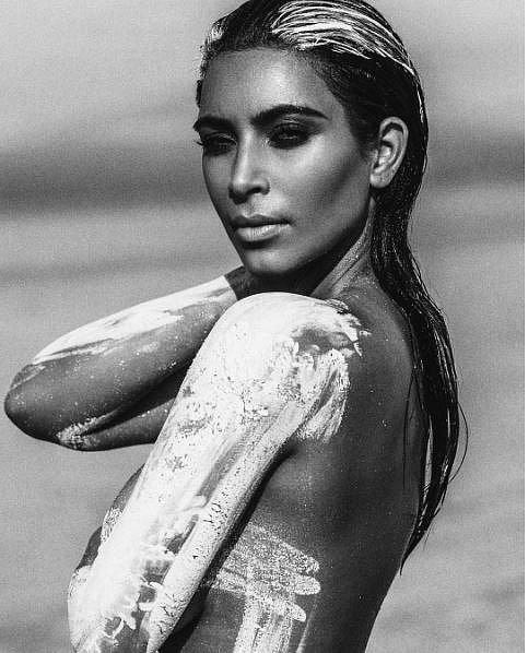 Nejžhavější foto Kim Kardashian