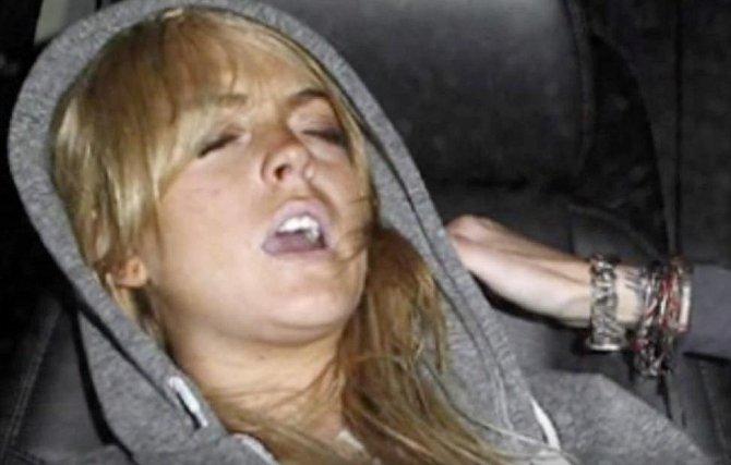 Že by únava po noční jízdě?