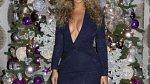 Beyoncé na snímku před šesti týdny, kdy na ní těhotenství ještě nebylo patrné.