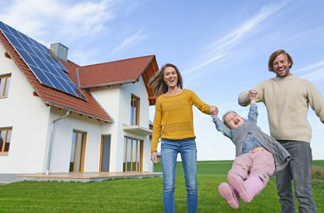 """Příběh Kristýny: """"S manželem jsme si bydlení pořizovali těžko, dětem to chceme usnadnit."""""""