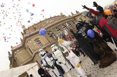 Již brzy vypukne Den Star Wars!
