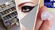 Tyto beauty triky změní váš přístup k make-upu! Vyzkoušejte je!