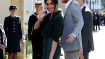 Na těhotnou členku královské rodiny se vztahuje spousta pevných pravidel.