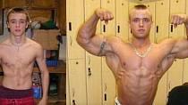 FOTOGALERIE: Prohlédněte si neskutečné proměny lidí, kteří toužili po tom přibrat!