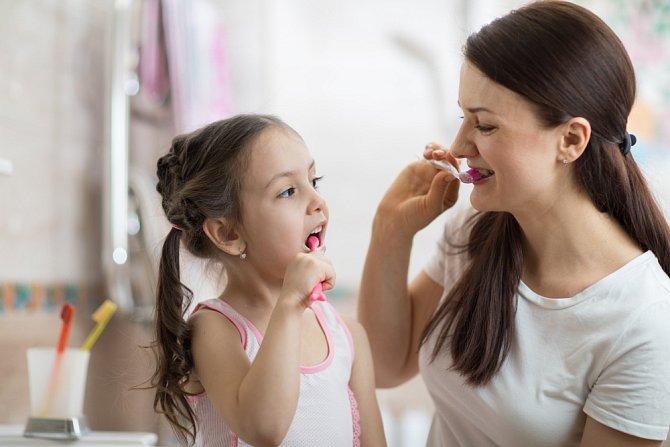 Základy hygieny se dětem musí vštípit co nejdříve