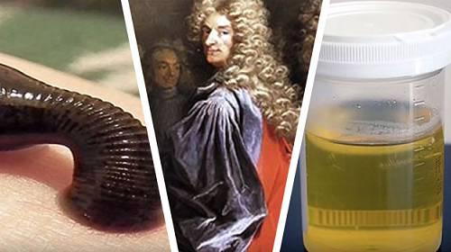 Nejneuvěřitelnější hygienické praktiky historie