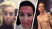 25 nejtrapnějších selfie celebrit