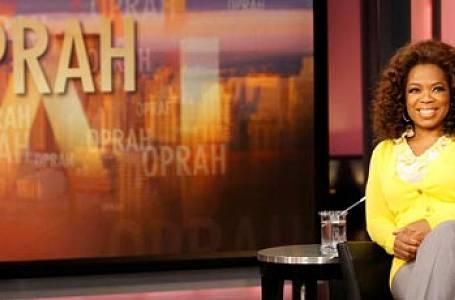 Kdo je Oprah Winfrey?