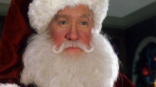 Santa Klaus je vlastně Mikuláš