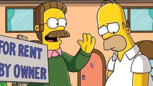 Homera Simpsona zpovídá KAFE.cz