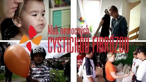 Slaní lidé aneb život s cystickou fibrózou