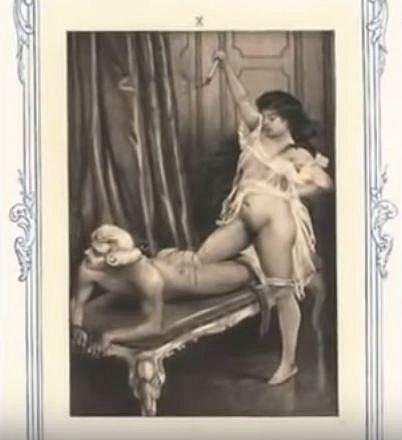 Sadomasochistické praktiky jsou též staré jako lidstvo samo. Ovšem v 16. století patřily mezi velmi oblíbené způsoby zpestření sexu.