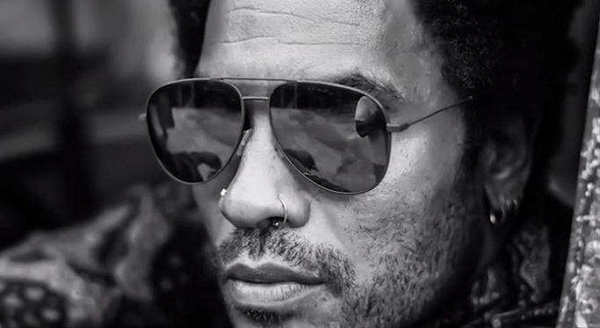 Lenny Kravitz letos oslaví 53. narozeniny!