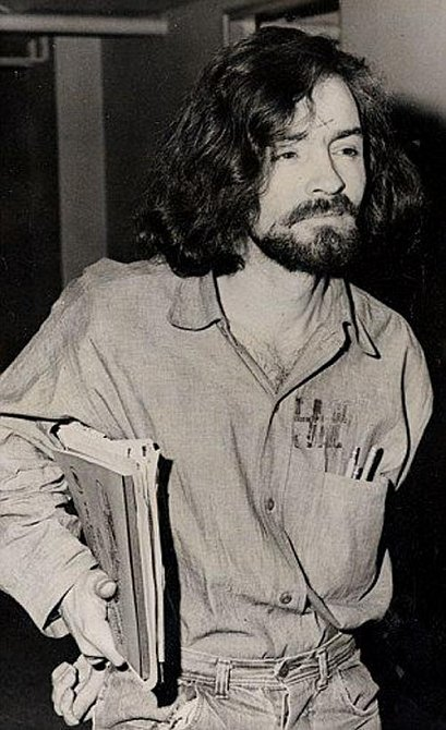 Charlie Manson a jeho Mansonova Rodina