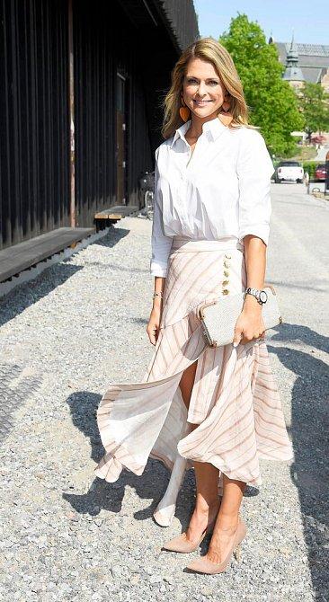Princezna Madeleine Švédská