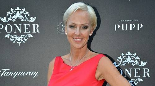 Zuzana Belohorcová nyní natáčí zábavnou show Tvoja tvár znie povedome.