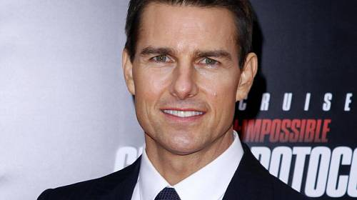 Muž týdne: Tom Cruise