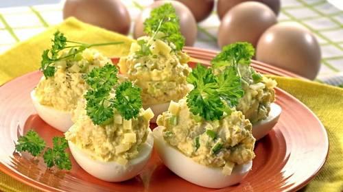 Fantastické ŇAMKY z vykoledovaných vajec