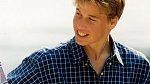 Princ William v srpnu 1997