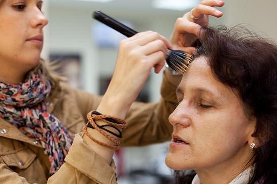 """Ludmila (49): """"Nevím, co si počít s vlasy."""""""