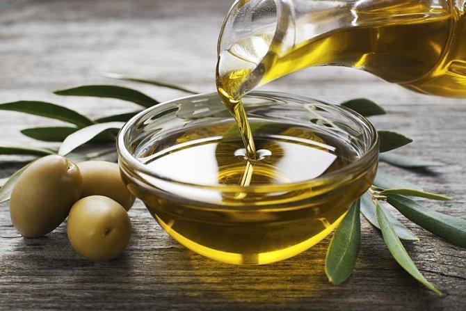 Ilustrační foto - olivový olej