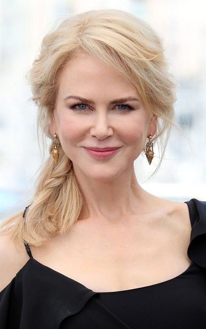 Nicole Kidman nesnese motýly.