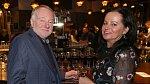 Luděk Sobota a Adriana Sobotová slaví 40. výročí svatby.