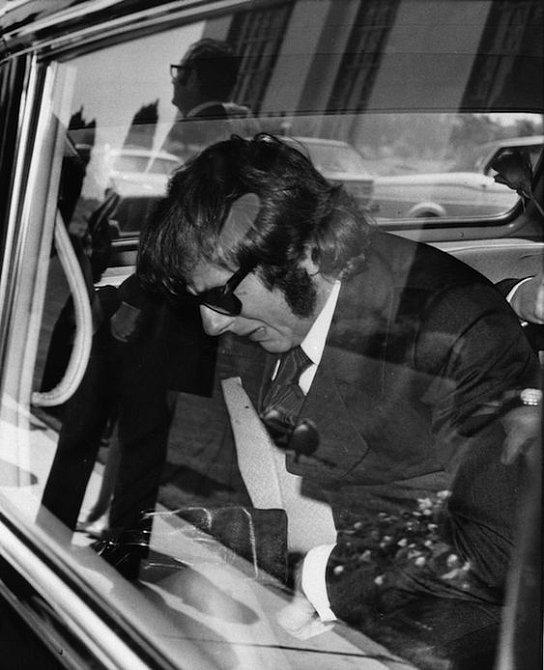 Polanski nesl smrt své ženy velice těžce.