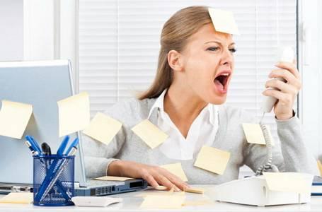 Test: Je vaše práce stresující?
