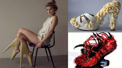 Galerie podivných módních výstřelků