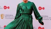 Zelená barva se na červeném koberci často nevidí, je to škoda.