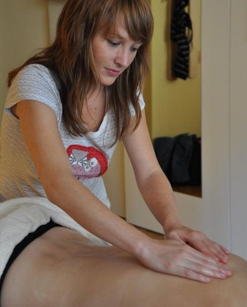 Rytmická masáž