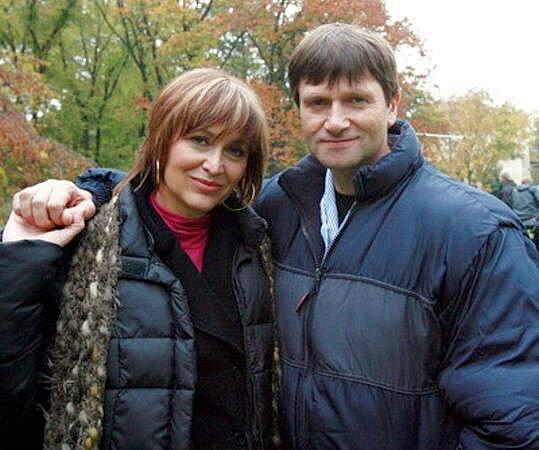 S Janem Hrušínským ji pojí dlouholeté přátelství.