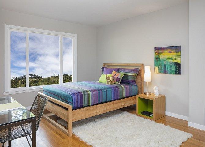 Dětský můžete přeměnit v pracovnu, pokoj pro hosty... Doma bude zkrátka víc místa.